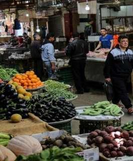أسعار الخضروات واللحوم في أسواق غزة اليوم الاثنين