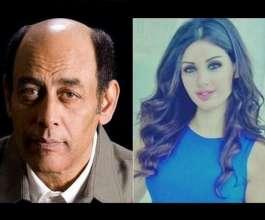 """مي العيدان تصف الفنان أحمد بدير بـ""""الأقرع""""وابنته ترد"""