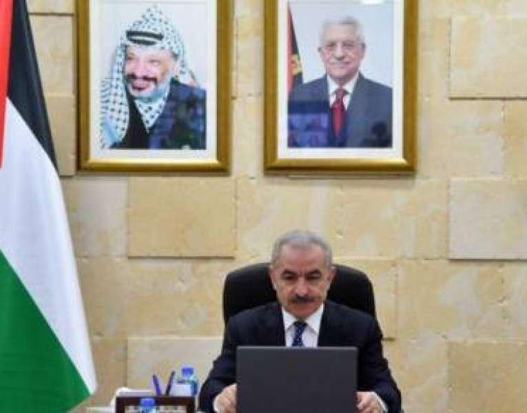 رئيس الوزراء يحث دول العالم على الاعتراف بدولة فلسطين