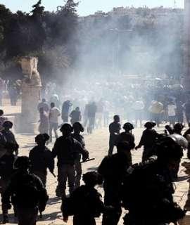 الاحتلال يواصل التصعيد: اقتحام للأقصى واعتقالات وهدم منازل وردم آبار