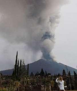 إندونيسيا: إجلاء نحو 5 آلاف شخص مع تزايد نشاط بركاني