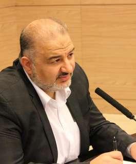 """(كان): منصور عباس يقرر دعم حكومة برئاسة نتنياهو من الخارج بـ """"شرط"""""""