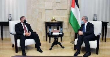 رئيس الوزراء: مصر وفلسطين برؤية واحدة لمواجهة المرحلة المقبلة وتحدياتها