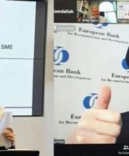 البنك الأوروبي للتنمية يقدّم لبنك فلسطين قرضا بقيمة 50 مليون دولار