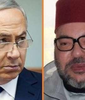 بعد ضغوطاته .. العاهل المغربي يشترط على نتنياهو زيارته تل أبيب لزيارة رام الله