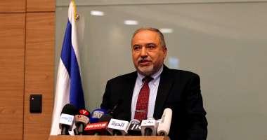 ليبرمان : لا حل لقضية غزة ولا مجال للتسوية مع عباس