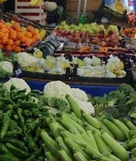 أسعار الخضار والدجاج واللحوم في غزة الخميس