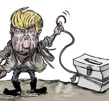 محاولات ترامب الفاشلة