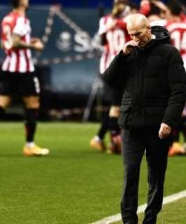 أسلوب زيدان يثير الشك في ريال مدريد!