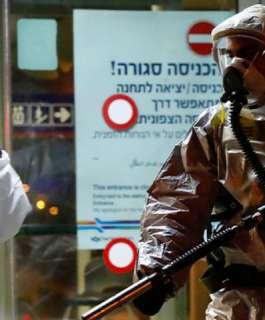 الاحتلال يسجل 10 الاف اصابة والحكومة تبحث تمديد الاغلاق