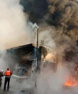 عشرات القتلى والجرحى جراء تفجير انتحاري مزودج وسط بغداد