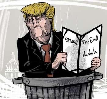 نهاية ترامب