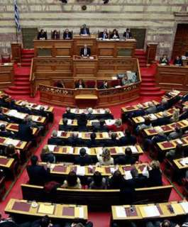 استجواب في البرلمان اليوناني حول الاعتراف بدولة فلسطين