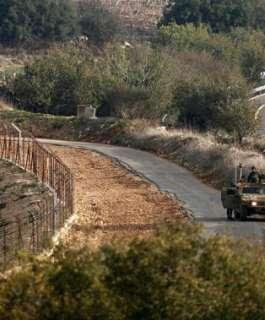 لبنان: توغل إسرائيلي في منطقة حدودية