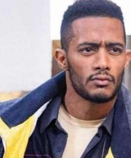 محمد رمضان يُوجه رسالة لأهالي غزة بسبب مشاهد المخدرات