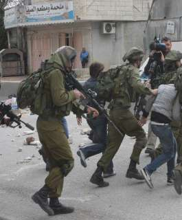 مواجهات واعتقالات في مناطق متفرقة بالضفة الغربية