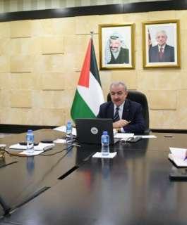 الحكومة تعقد جلستها الأسبوعية في مدينة الخليل