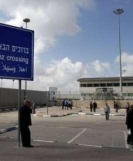 الاحتلال يفرض الإغلاق الشامل على الضفة الغربية ومعابر غزة