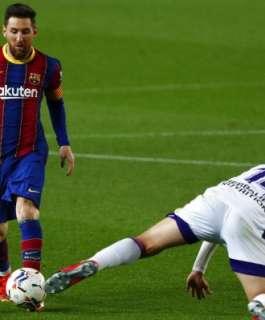 أرقام ميسي تربك ريال مدريد قبل الكلاسيكو