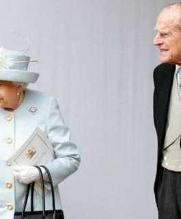 قصر باكنغهام يعلن وفاة الأمير فيليب