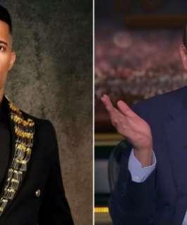 """عمرو أديب يفتح النار على محمد رمضان بسبب """"الدولارات"""": أصبح عدو نفسه"""