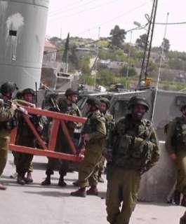 الاحتلال يعيق حركة المواطنين جنوب بيت لحم