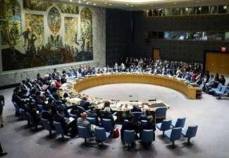 مجلس الأمن يناقش اليوم انتهاكات الاحتلال واعتداءات مستوطنيه