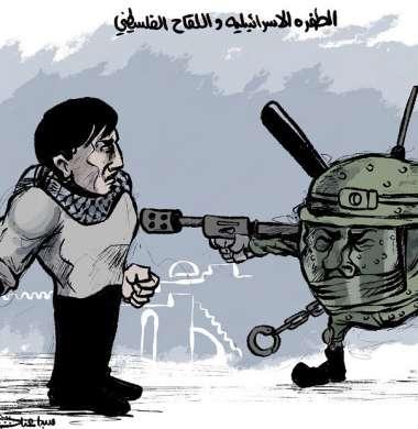 الطفرة الإسرائيلية واللقاح الفلسطيني