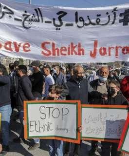 توجه إسرائيلي لتجميد إجراءات إخلاء الشيخ جراح 6 شهور أخرى