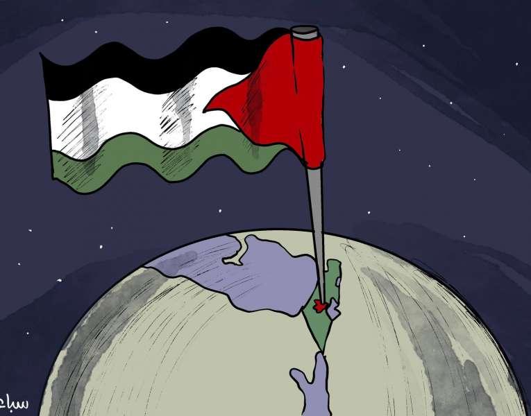 """قلب الأمة النابض """"فلسطين"""""""