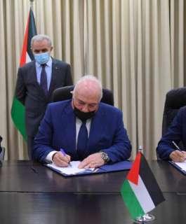 برعاية وحضور رئيس الوزراء.. توقيع اتفاقية دعم من النرويج للجهاز المركزي للإحصاء