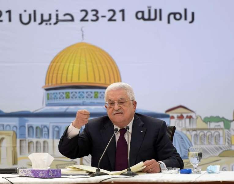 """الرئيس في ختام اجتماعات """"الثوري"""": أدعوكم جميعا إلى العمل سويا لدحر الاحتلال وبناء دولتنا"""