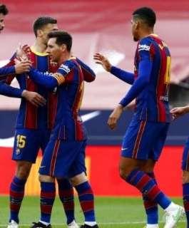 إلغاء مباراة برشلونة أمام بيتار القدس