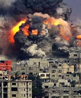 """""""هيومن رايتس ووتش"""" تتهم إسرائيل بارتكاب جرائم حرب وإبادة في حربها الأخيرة على غزة"""
