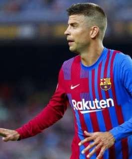 برشلونة يكشف حجم إصابة بيكيه