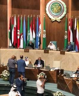 انطلاق أعمال الدورة الـ156 لمجلس جامعة الدول العربية على مستوى وزراء الخارجية