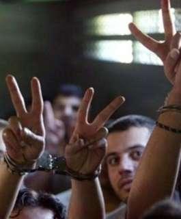 نابلس: وقفة لمساندة الأسرى في سجون الاحتلال