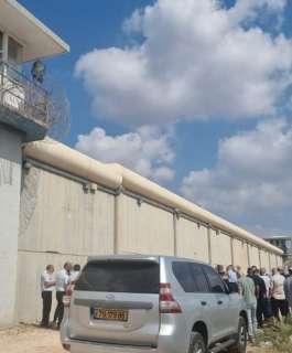 الاحتلال يبدأ غداً عملية بحث عن أنفاق في كافة السجون