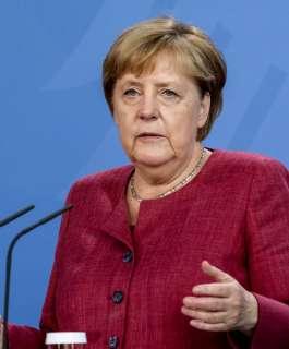 ميركل: ألمانيا ستواصل التزامها بأمن إسرائيل